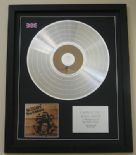 BOB MARLEY & THE WAILERS - Burnin CD / PLATINUM PRESENTATION DISC